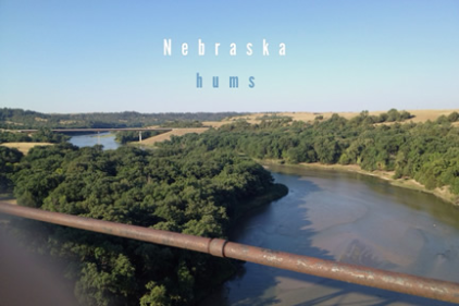 Nebraska Hums: First in the series of 2River Over Cards