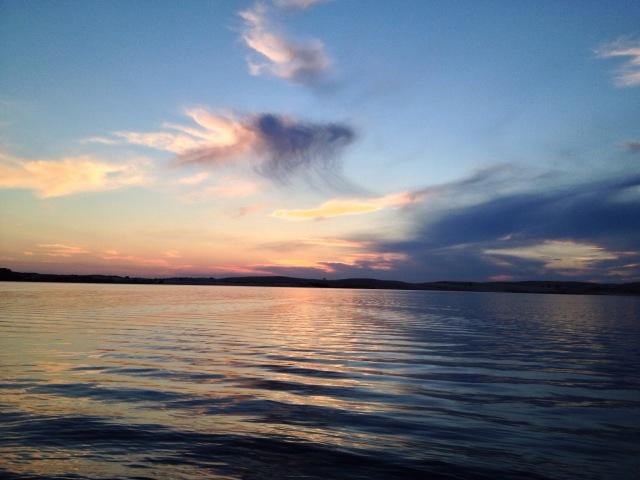 Dunes-Late Evening